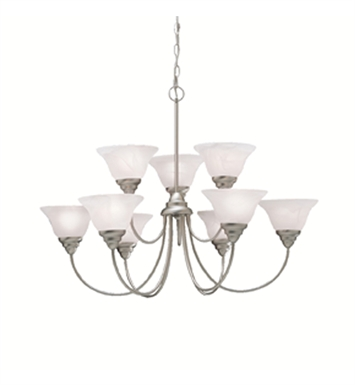Kichler 2077 Telford Collection Chandelier 9 Light