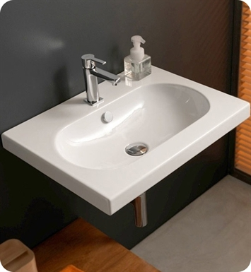 Nameeks Tecla Bathroom Sink EDW1011
