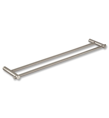 "Cool Lines 870724 Cool Line 22"" Double Towel Bar in Polished Stainless Steel"