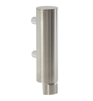 Cool Lines 870236 Cool Line Soap/Lotion Dispenser in Satin Stainless Steel