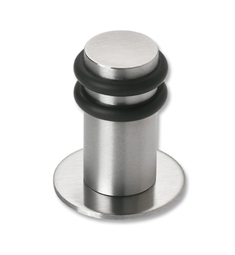 Cool Lines 168903 Cool Line Floor Door Stop in Satin Stainless Steel