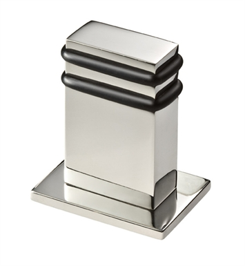 Cool Lines 368903/SS Vision Floor Door Stop in Satin Stainless Steel