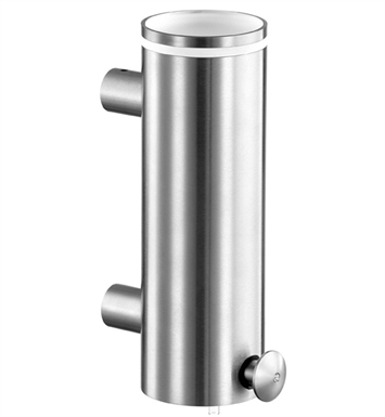 Cool Lines CSM106 Crystal Steel Soap/Lotion Dispenser in Satin Stainless Steel
