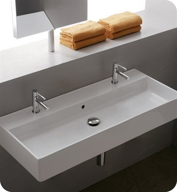 Nameeks 8031-R-100 Scarabeo Bathroom Sink