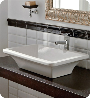 Nameeks 4002 Scarabeo Bathroom Sink