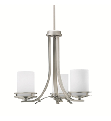 Kichler 1671 Hendrik Collection Chandelier 3 Light