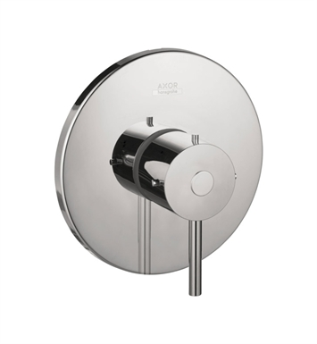 Hansgrohe 10407821 Axor Starck Pressure Balance Trim With Finish: Brushed Nickel