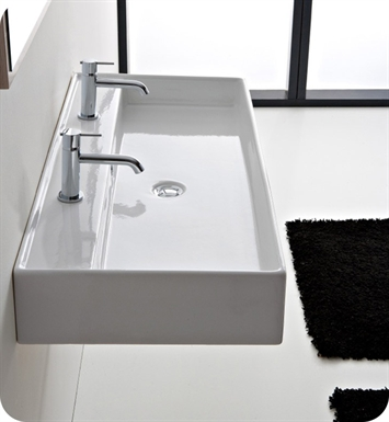 Nameeks 8031-R-120 Scarabeo Bathroom Sink