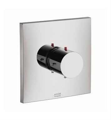 Hansgrohe 10717001 Axor Starck X Thermostatic Trim in Chrome