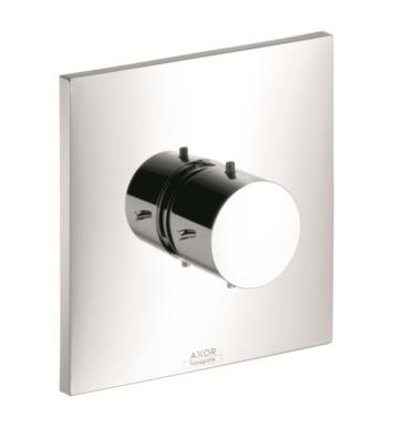 "Hansgrohe 10717001 Axor Starck X 6 3/4"" Thermostatic Trim with Temperature Control in Chrome"