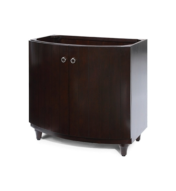 "Ryvyr V-KARA-30DE KARA 30"" Modern Bathroom Vanity in Dark Espresso Finish"