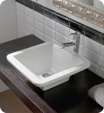 Nameeks 4001 Scarabeo Bathroom Sink