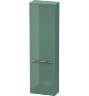 "Duravit FO9546 Fogo 9 7/8"" Wall Mount Tall Linen Cabinet with Eight Glass Shelves"