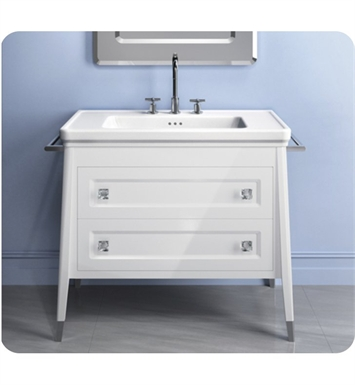 Catalano CA0902DR-L01 Canova 90 Vanity Base Cabinet with Two Drawers