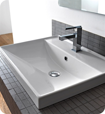 Nameeks 3001 Scarabeo Bathroom Sink