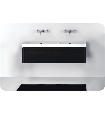 Catalano PR1201DR-P01 Proiezioni 120x42 Vanity Base Cabinet with One Drawer With Finish: White Velvet (Pattern Laminate)