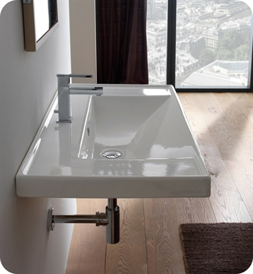 Nameeks 3005 Scarabeo Bathroom Sink
