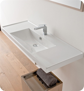 Nameeks 3007 Scarabeo Bathroom Sink