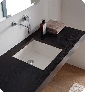 Nameeks 8089 Scarabeo Bathroom Sink