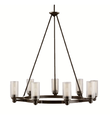 Kichler 2346 Circolo Collection Chandelier 9 Light