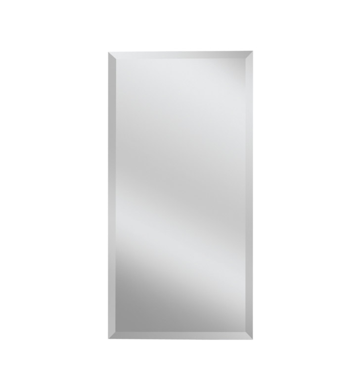 Catalano 5wm4595 zero 17 3 4 x 37 5 8 wall mirror for Mirror 34 productions