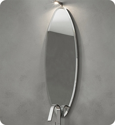 Catalano 5WM3911O Teardrop Mirror