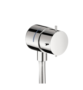 Hansgrohe 10882821 Axor Starck Fix Fit Wall Outlet With Finish: Brushed Nickel