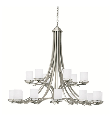 Kichler 1873 Hendrik Collection Chandelier 18 Light