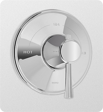 TOTO TS210T Silas™ Thermostatic Mixing Valve Trim