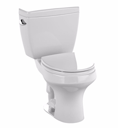 TOTO CST405F Rowan™ Two-Piece Toilet 1.6 GPF, Round Bowl