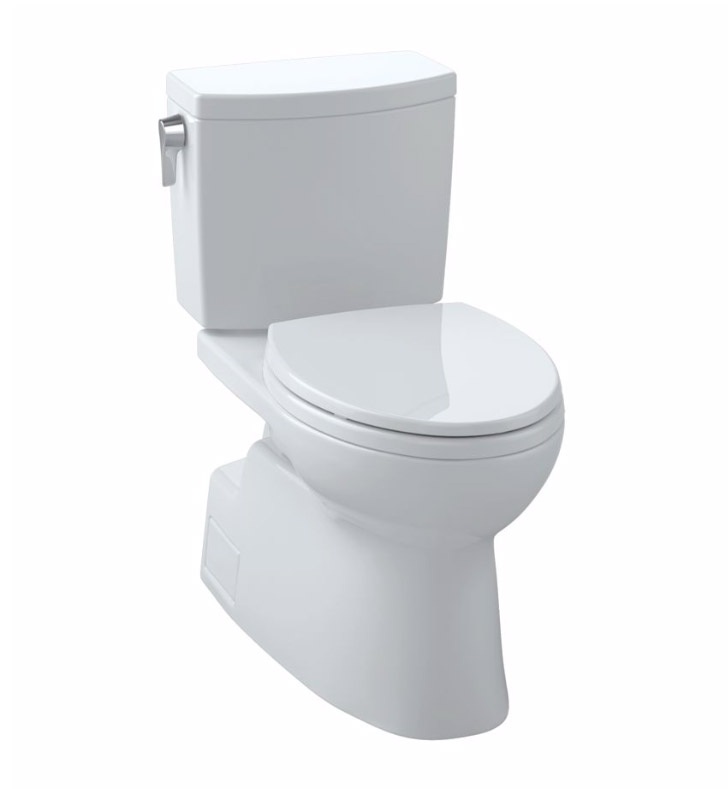 toto cst474cufg vespin ii 1g two piece toilet elongated