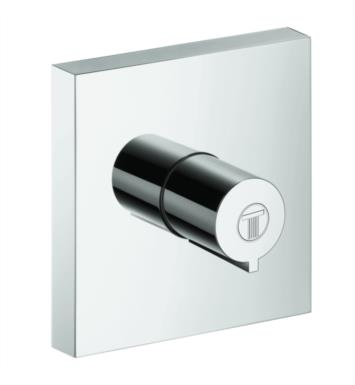 "Hansgrohe 10972821 Axor Starck 4 3/4"" Volume Control Trim with Knob Handle With Finish: Brushed Nickel"
