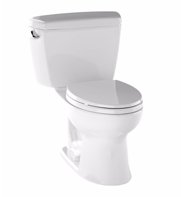 TOTO CST744ELR Eco Drake® Toilet 1.28 GPF Right Hand Trip Lever