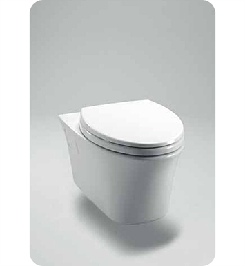 TOTO CWT486MFG-2 Maris® Wall-Hung Toilet & DUOFIT In-Wall Tank System, 1.6 GPF & 0.9 GPF