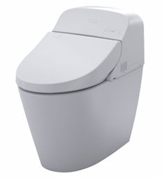 TOTO MS920CEMFG Washlet® with Integrated Toilet G400 - 1.28 GPF & 0.9 GPF