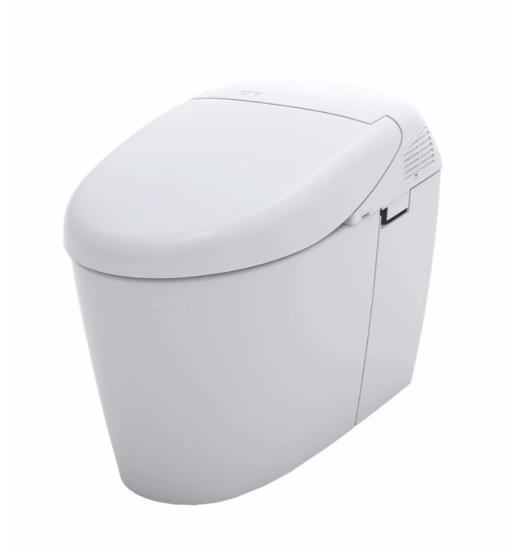 TOTO MS952CUMG Neorest 500H Dual Flush Toilet 1 0 GPF 0 8 GPF