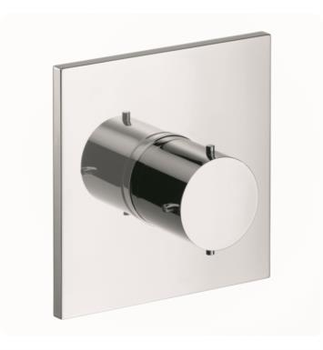 "Hansgrohe 10974001 Axor Starck X 6 1/8"" Volume Control Trim in Chrome"