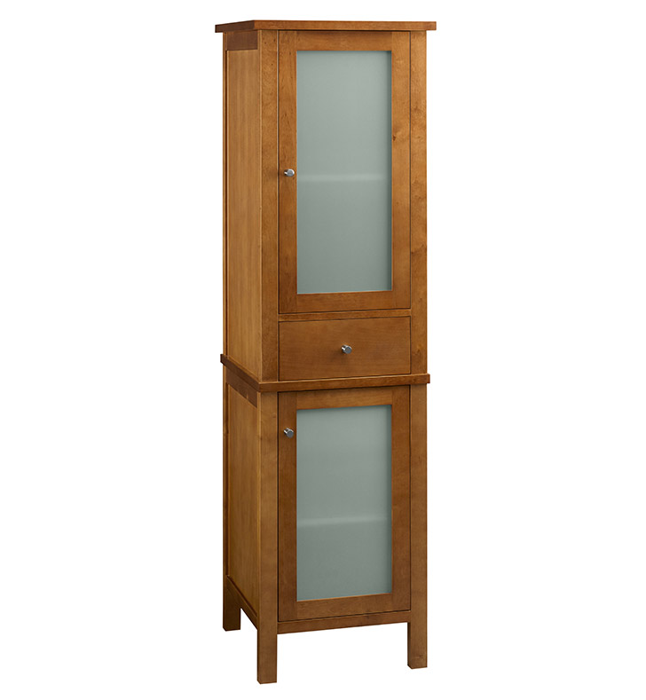 linen tower cabinet ronbow 670019 2 f08 contemporary linen cabinet storage 22723