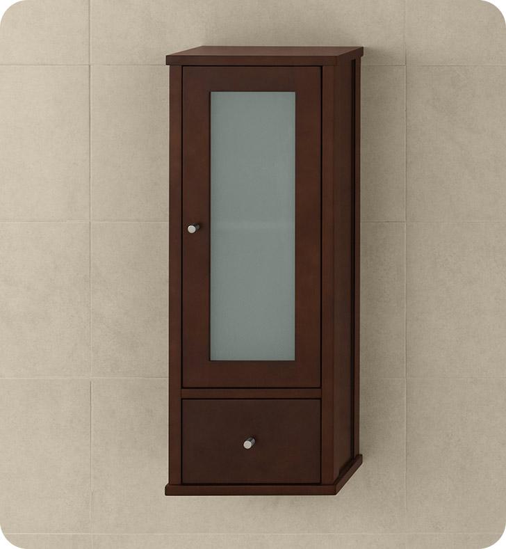 687032 h01 contemporary 32 bathroom wall cabinet in dark cherry