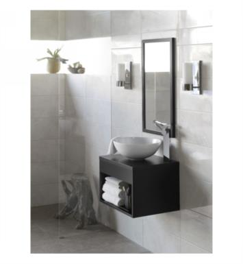 "ronbow 016722-b02 catalina wall hung 22"" wall mount bathroom"