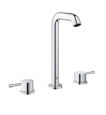 Grohe 20431001 New Widespread Bathroom Faucet in Chrome
