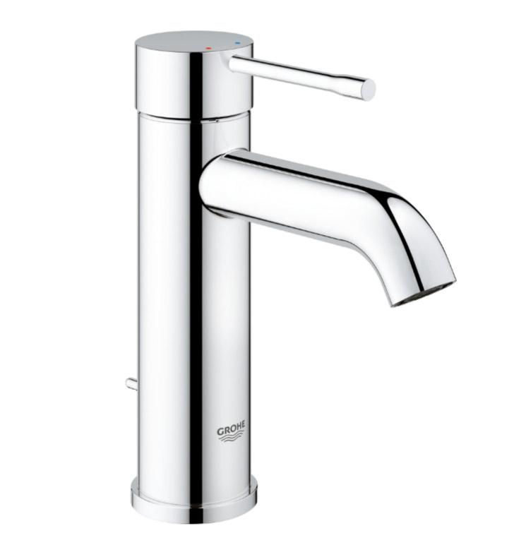 Grohe 23592001 Essence Single Hole Bathroom Faucet In Chrome