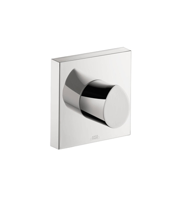 Hansgrohe 12771001 Axor Starck Organic Volume Control Trim in Chrome