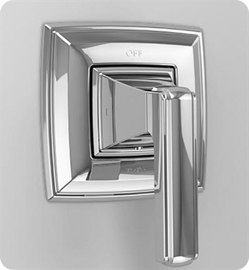 TOTO TS221D#PN Connelly™ Two-Way Diverter Trim with Off With Finish: Polished Nickel