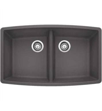 blanco 441473 performa 33 double bowl undermount. Black Bedroom Furniture Sets. Home Design Ideas