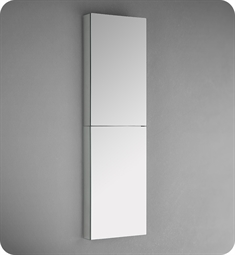 "Fresca FMC8030 52"" Tall Bathroom Medicine Cabinet with Mirrors"
