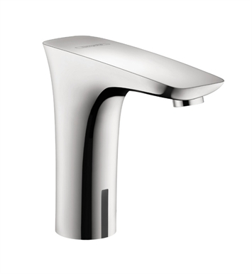 Hansgrohe 15171001 PuraVida Electronic Faucet with Preset Temperature Control in Chrome