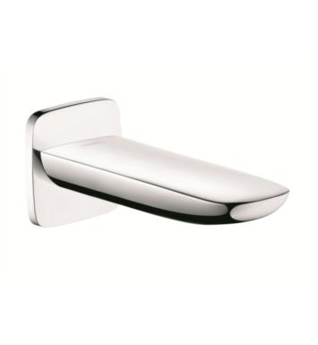 "Hansgrohe 15412 PuraVida 7 3/4"" Wall Mount Tub Spout"