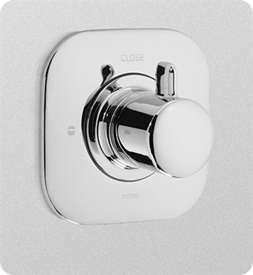 TOTO TS416D2 Aquia® Two-Way Volume Control Trim