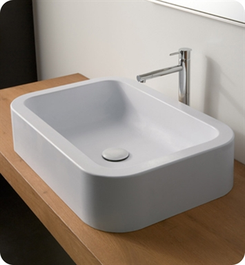 Nameeks 8308 Scarabeo Bathroom Sink